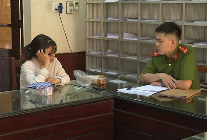 Công an Thái Nguyên triệu tập cô gái đăng tin giả nhằm bán hàng qua mạng