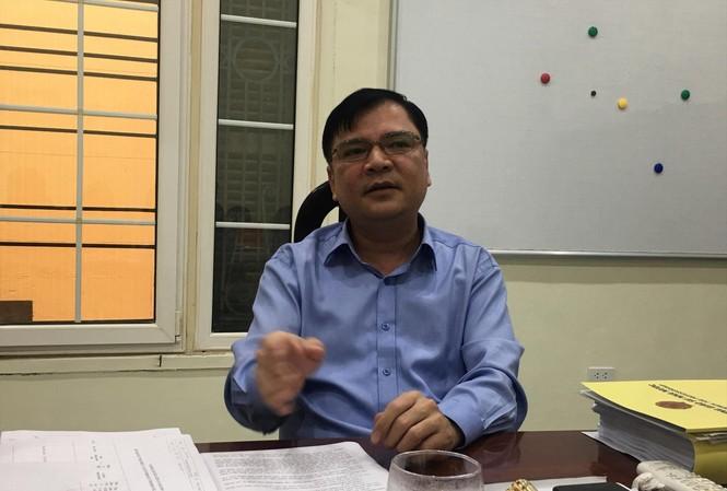 PGS Trần Anh Tuấn, Chánh văn phòng Hội đồng chức danh GSNN ảnh: nghiêm Huê