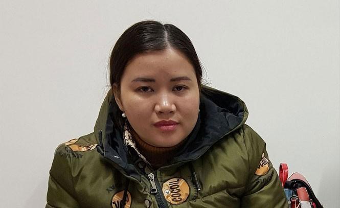 Chị Nguyễn Thị Huệ