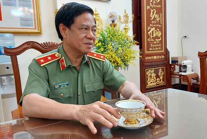 Trung tướng Đoàn Duy Khương