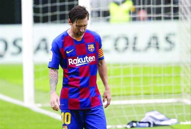 Barca cần để Messi ra đi để sớm xây dựng lại thế lực tại La Liga và Champions League