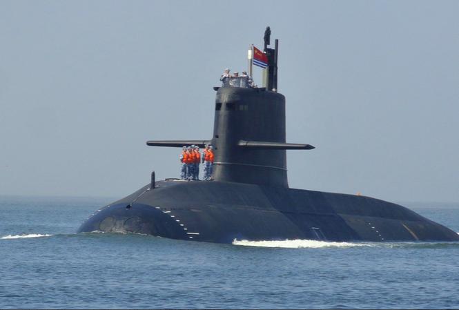 Một tàu ngầm S26T lớp Nguyên của Trung Quốcảnh: Defpost