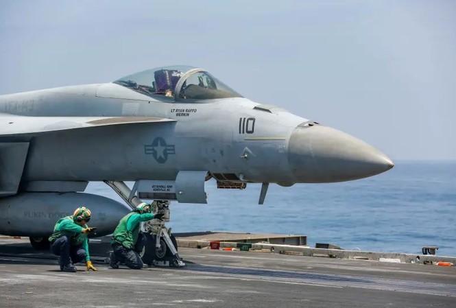 Dưới thời ông Trump, Mỹ nhiều lần gây áp lực quân sự với Iran ở khu vực Vùng Vịnh