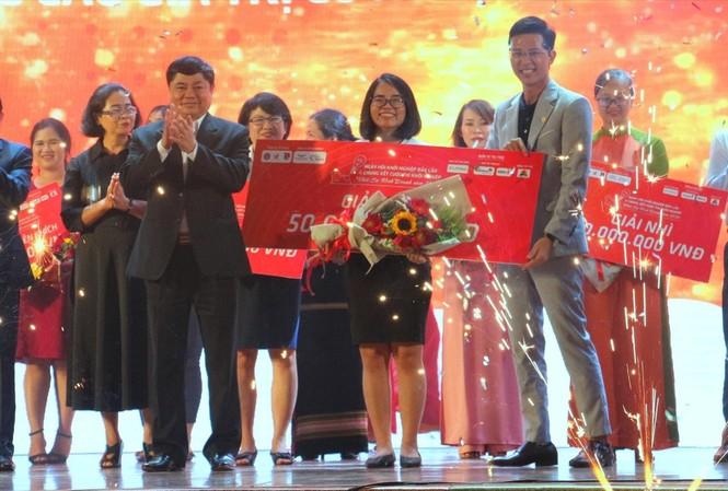 Lê Thị Thư đạt giải Nhất cuộc thi Khởi nghiệp năm 2020