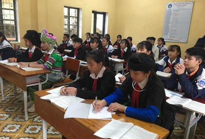 Sắp tới, hiệu trưởng có thể cấp giấy chứng nhận hoàn thành chương trình giáo dục phổ thông cho các HS học hết lớp 12