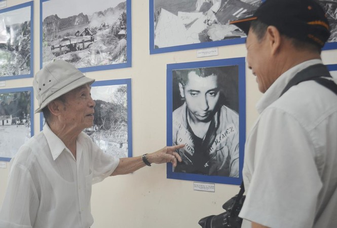 Nghệ sĩ nhiếp ảnh Nguyễn Công Vượng