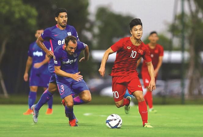 Dù đã qua 3 đợt tập trung ngắn ngày nhưng các gương mặt mới của đội tuyển U22 Việt Nam chưa khiến HLV  Park Hang Seo hài lòng ảnh: NGỌC ANH