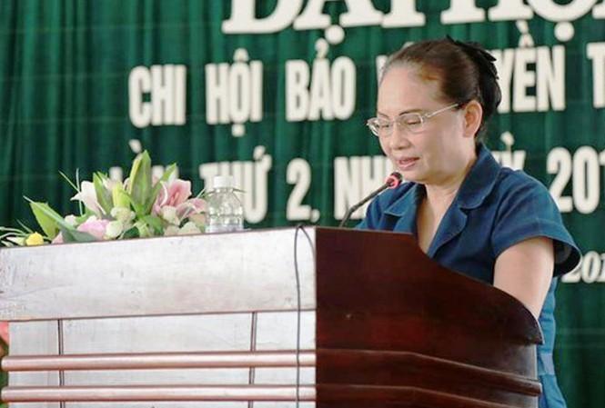 Bà Nguyễn Thị Thúy Hòa