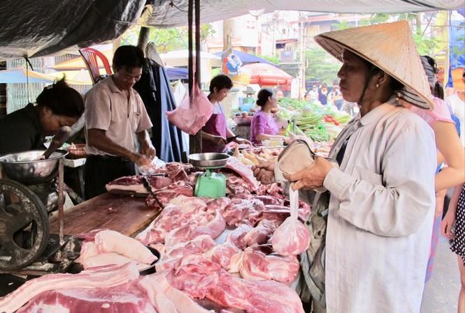 Bộ NN&PTNT đề nghị các địa phương, doanh nghiệp tăng tái đàn, vào đàn để đảm bảo nguồn cung thịt trong thời gian tới  ảnh: Bình Phương