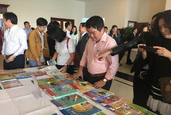NXB giáo dục Việt Nam tổ chức hội thảo công bố bản mẫu SGK trước khi Bộ GD&ĐT ký thông qua