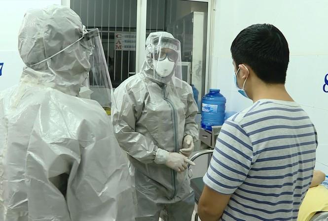 Bệnh viện Chợ Rẫy đã kịp thời điều trị tích cực cho bệnh nhân LiChao