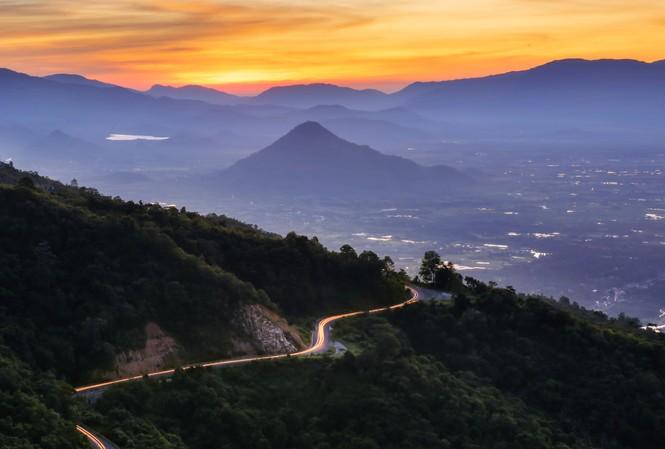 Đèo Ngoạn mục - ảnh Võ Trang