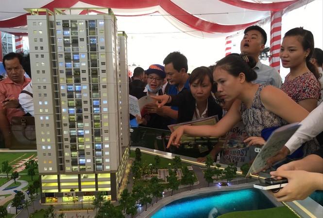 Giá nhà đất tăng mạnh có thể là chiêu thổi giá