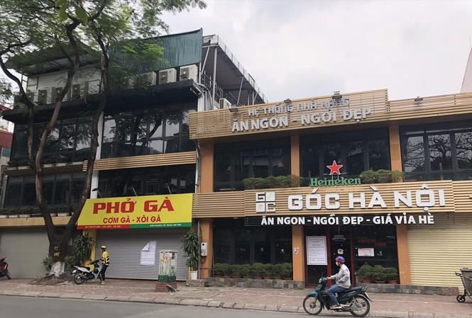 Nhiều tuyến phố ẩm thực tại Hà Nội vẫn không mở hàng sau Tết nguyên đán Tân Sửu ảnh: Nguyễn Linh