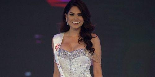Kỹ sư phần mềm đăng quang Hoa hậu Hoàn vũ Mexico có sắc vóc cực nóng bỏng