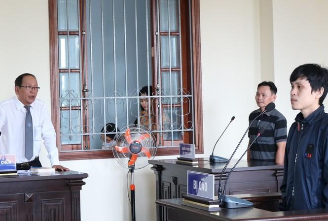 Trả tự do tại tòa nam sinh viên nghiện game giết người - ảnh 1