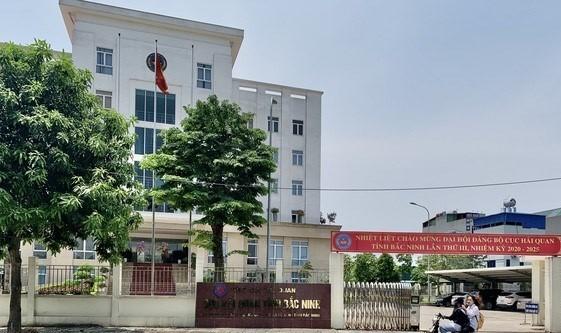 Trụ sở Cục Hải quan Bắc Ninh.