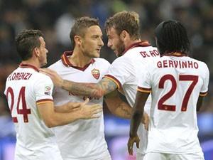 'Mưa tiền' đổ xuống Roma nếu vô địch