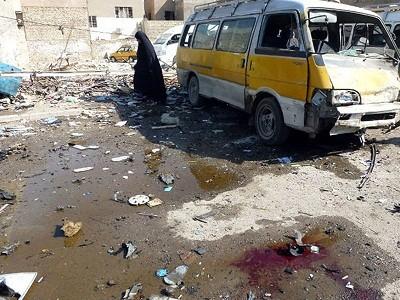 Iraq: 11 vụ đánh bom trong ngày, 56 người chết