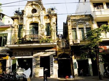 Giãn dân phố cổ, dân lo thiếu tiền mua nhà