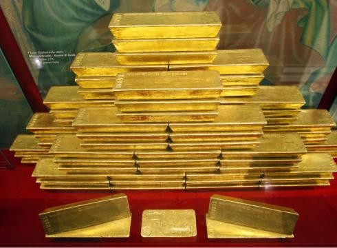 Giá vàng bất ngờ tăng trở lại