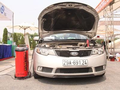 Người Việt chưa biết cách bảo dưỡng xe?