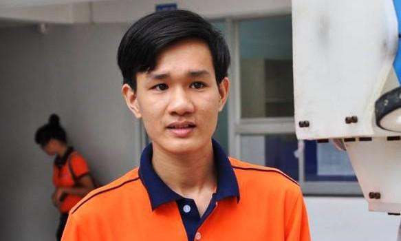 Máy tập đánh cầu lông 'Made in VietNam'