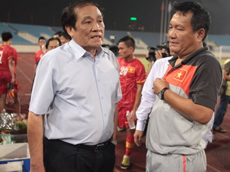 Vì sao VFF nhanh chóng 'trảm' HLV trưởng U23 Việt Nam?