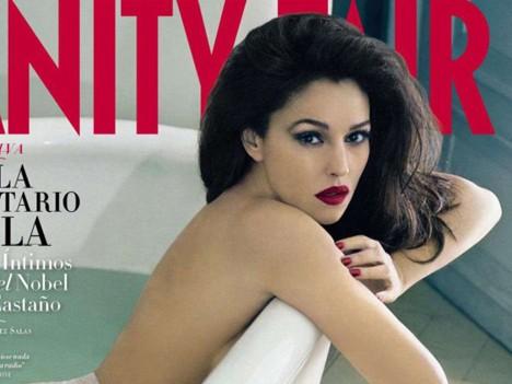 Monica Bellucci vẻ đẹp vượt thời gian