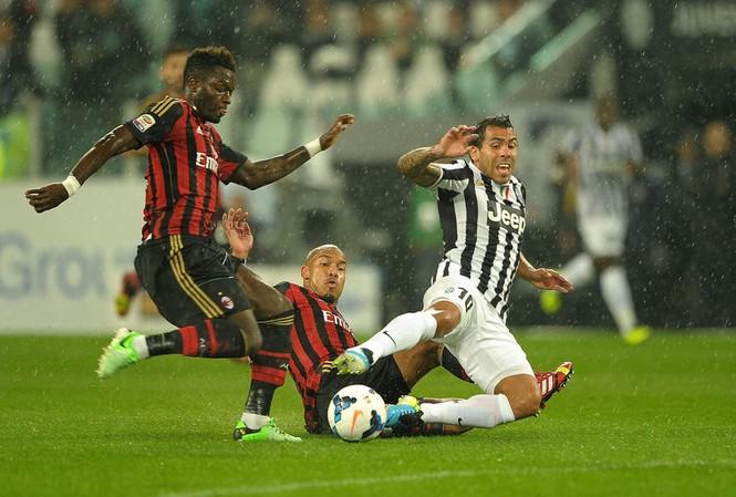 Hiệp hai thăng hoa giúp Juve hạ gục Milan