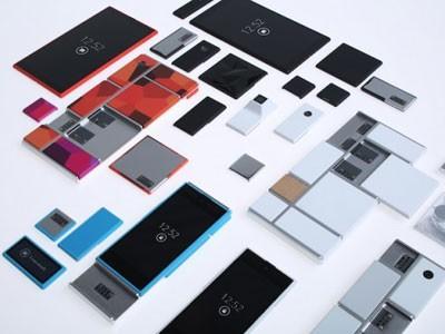 Motorola nghiên cứu điện thoại 'xếp hình'