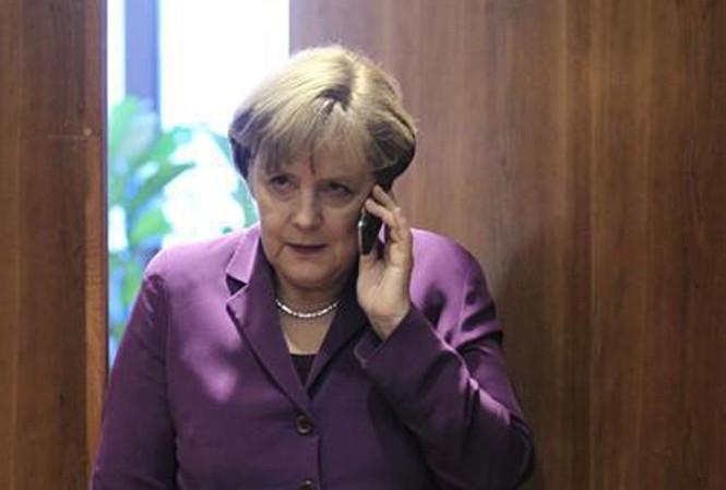 Thủ tướng Đức gọi điện cho Tổng thống Mỹ làm rõ 'nghi án nghe trộm'