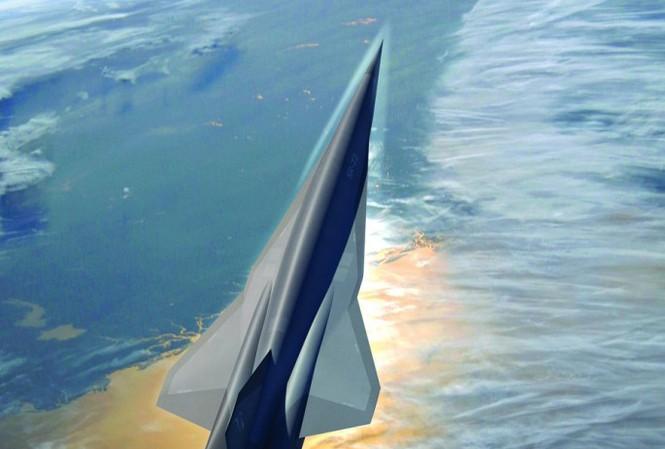 Mỹ lộ thiết kế máy bay ném bom siêu vượt âm