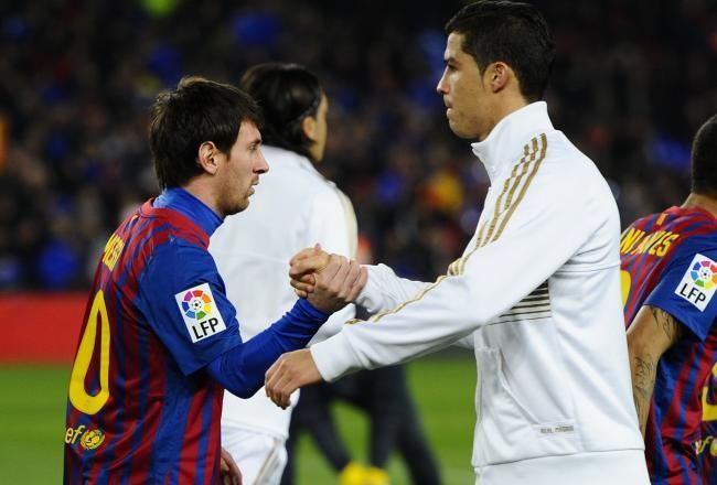 Messi và Ronaldo: Cuộc chiến giữa những 'vị thần'