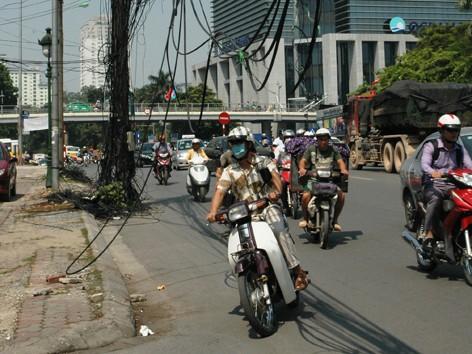 Hiểm họa đường phố