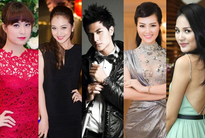 5 sao Việt tái xuất ấn tượng nhất năm 2013