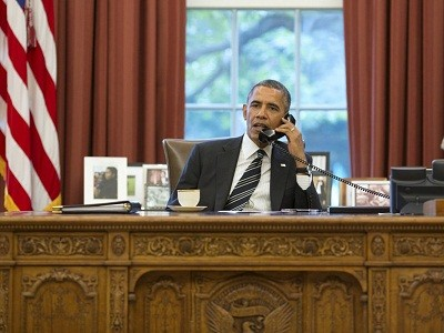 Thiếu tiền, điện thoại văn phòng Tổng thống Mỹ bị khóa
