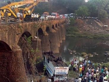 Một vụ tai nạn xe bus xảy ra đầu năm nay ở Ấn Độ