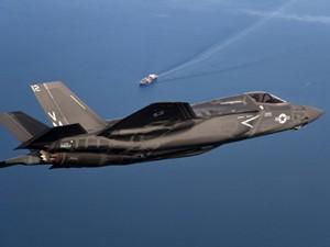 Hàn Quốc chọn 'Tia chớp' F-35 làm chiến đấu cơ chủ lực?