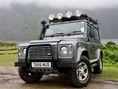 Land Rover sẽ dừng sản xuất Defender