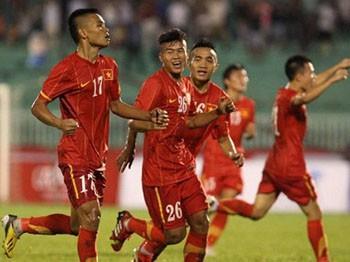 U23 Việt Nam chia điểm ở ngày ra quân BTV Cup