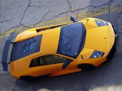 Lamborghini thu hồi Murcielago