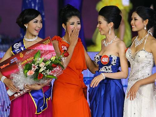 Hoa hậu Việt Nam không chấp nhận chuyện 'dao kéo'