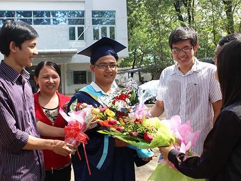 Học vượt vẫn tốt nghiệp giỏi