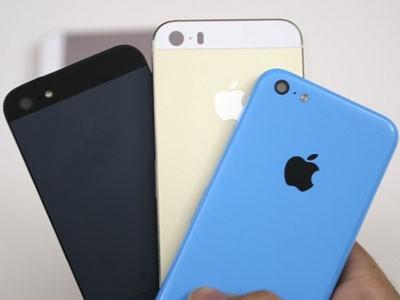 iPhone 5S và 5C chính hãng chưa thể về Việt Nam