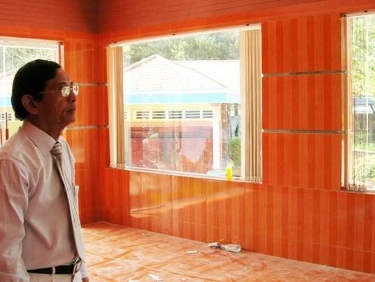Đại gia Lê Ân xây nhà mới đón... 'siêu giường'