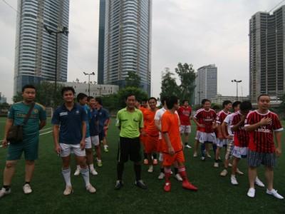 VNG Cup - Giải bóng đá giao hữu ngày báo chí Việt Nam