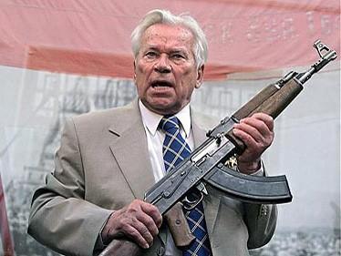 Sự nghiệp huyền thoại của cha đẻ súng trường AK-47