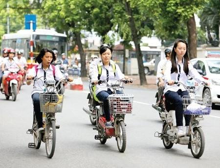 Xe đạp điện không được chạy quá 25km/h?