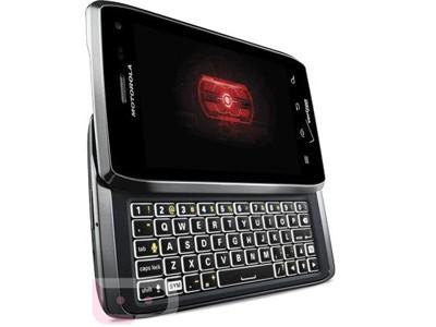 Motorola tiếp tục tung Droid 4